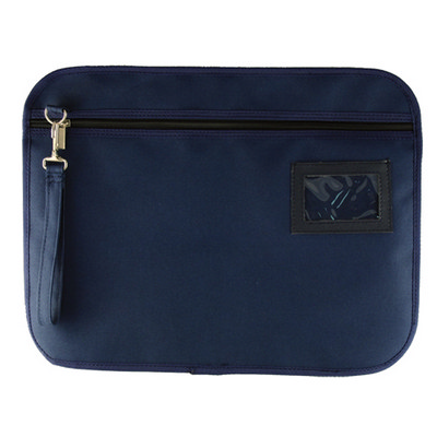 Conference Satchel - Blue (207BL_BMV)