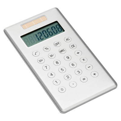 Slimline Pocket Calculator (2403_BMV)