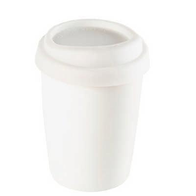 Ceramic Mug - White