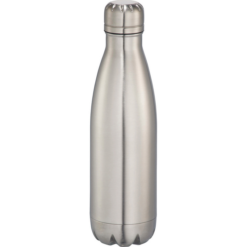 Copper Vacuum Insulated Bottle - Silver (4070SL_BMV)