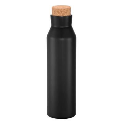 Norse Copper Vac Bottle - Black (4089BK_BMV)