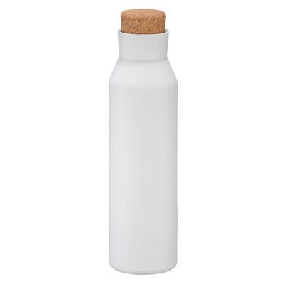 Norse Copper Vac Bottle - White (4089WH_BMV)