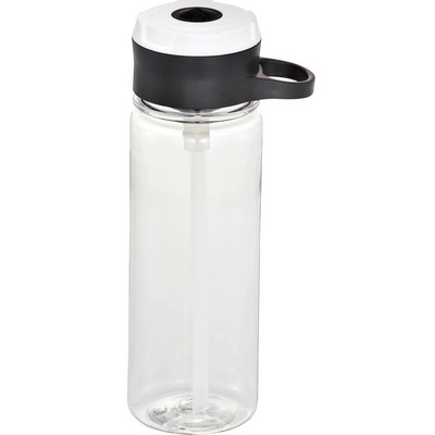 Rocket Tritan Sports Bottle - Clear