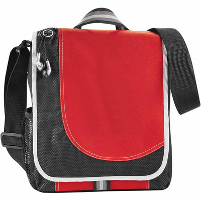 Boomerang Messenger - Red