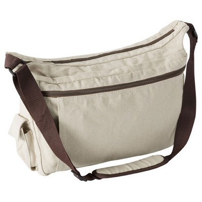Jute Conference Satchel