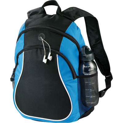 Coil Backpack - Blue (5142BL_BMV)