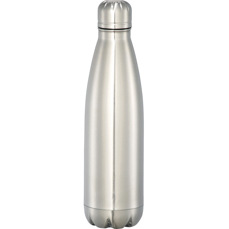 Mega Copper Vacuum Insulated Bottle - Silver (5262SL_BMV)