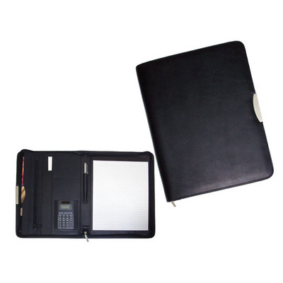 A4 Portfolio with Solar Calculator (572_BMV)