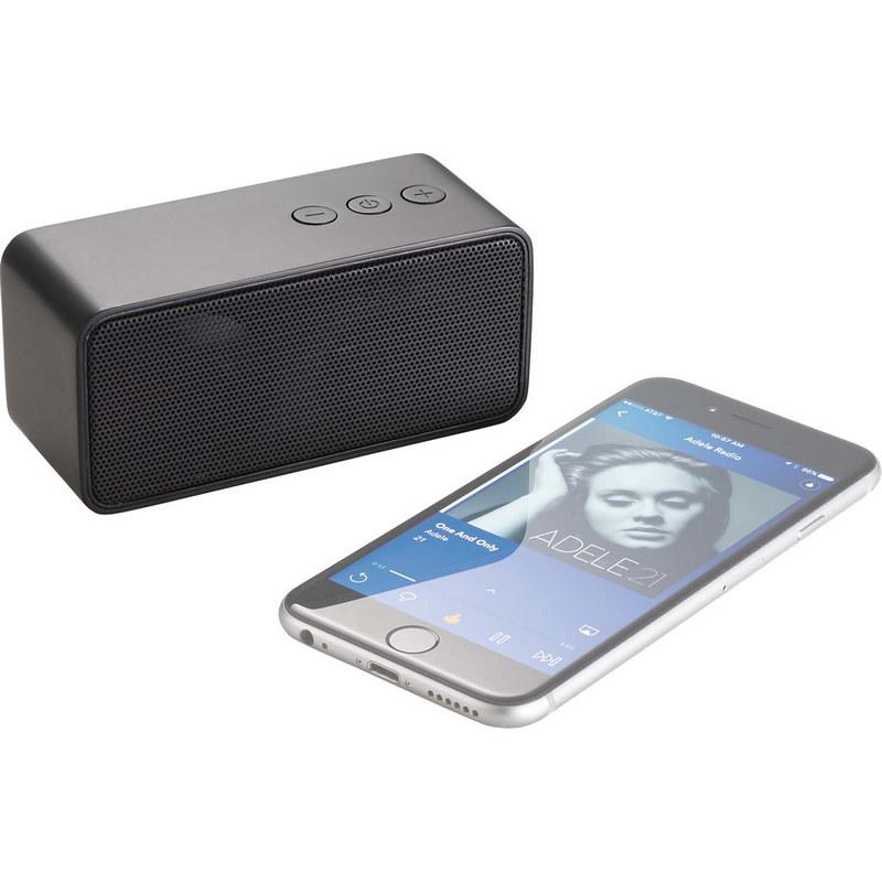 Bluetooth Speaker - Black (7696BK_BMV)
