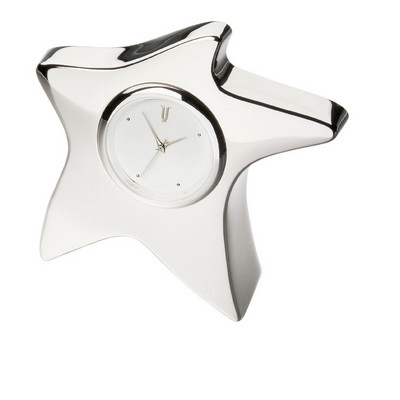 Star Shaped Desk Clock (8968_BMV)