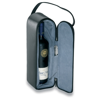 Single Bottle Wine Carrier (9057_BMV)
