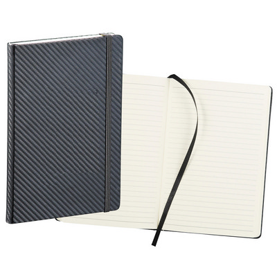 Ambassador Carbon Fibre JournalBook (9135BK_BMV)
