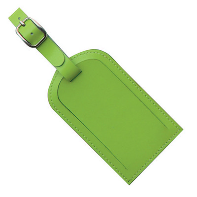 Coloured Luggage Tags - Green (9161G_BMV)
