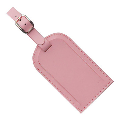 Coloured Luggage Tags - Pink (9161P_BMV)