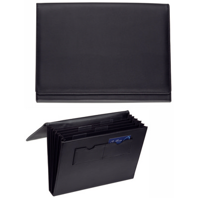 A4 Expandable File Portfolio