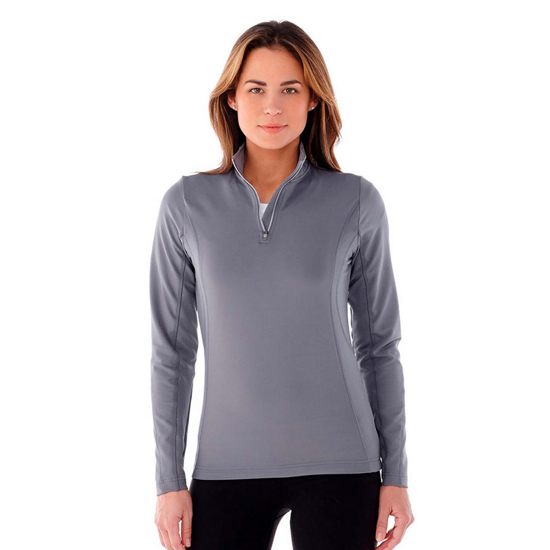 Caltech Knit Quarter Zip - Womens (97807_BMV)