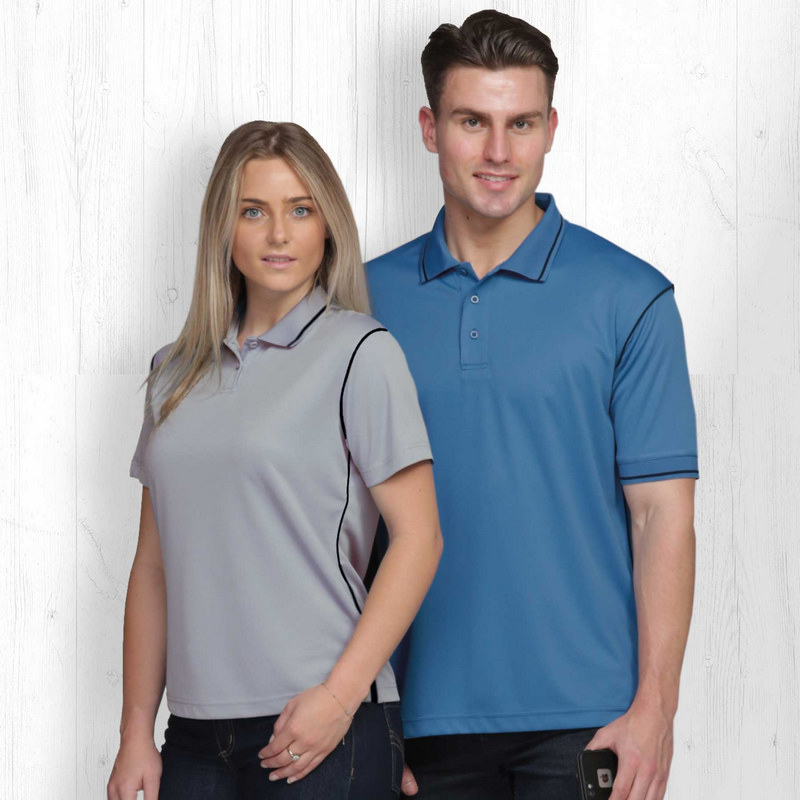 Dri Gear Hype Polo - Mens