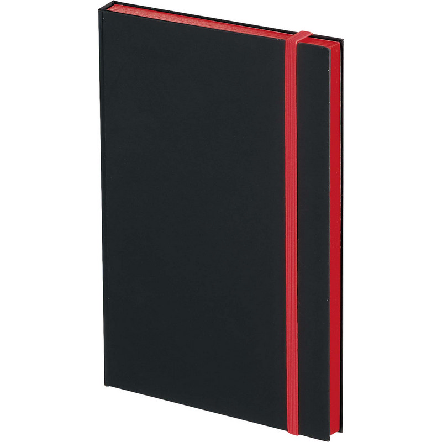 Colour Pop JournalBook - Red (JB1001RD_BMV)