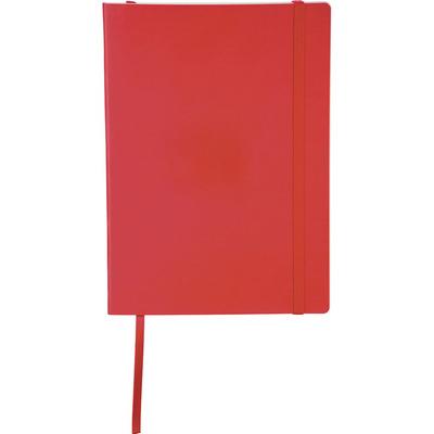 Pedova Large Soft Bound JournalBook - Red (JB1006RD_BMV)