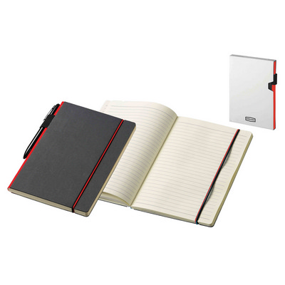 Cuppia Notebook - Red