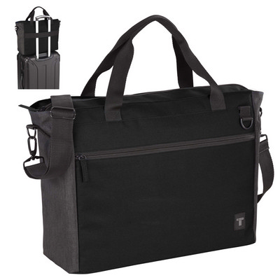 Tranzip Brief 15 Computer Tote
