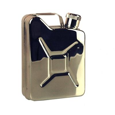 Lifefx Designs 6Oz Jerry Can Hip Flask A1802600_AC