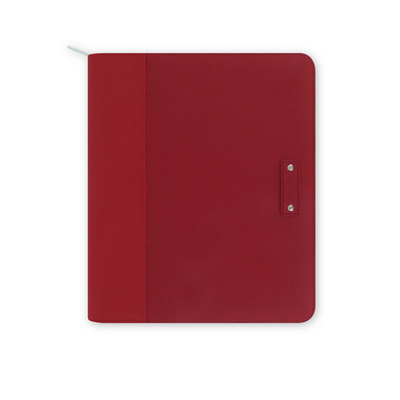 Ff Microfiber Ipad Air Case Red F829839_AC
