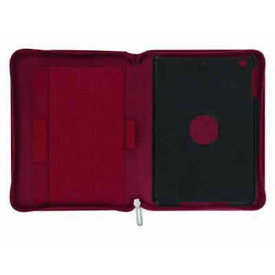 Ff Microfiber Ipad Mini 2 & 3 Red F829868_AC