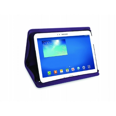 Ff Microfiber Galaxy Tab 3 10.1 Purple F829882_AC