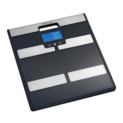 Brabantia - Body Analysis Bathroom Scale - Black 08497_SH