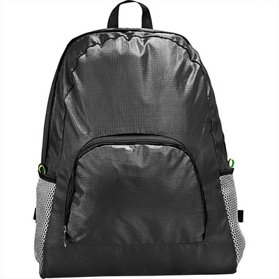 Packable Backpack - Includes Decoration SM-5836_BUL