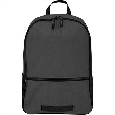 Slim 15  Computer Backpack - Includes Decoration SM-5844_BUL