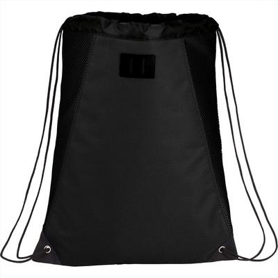 Air Mesh Drawstring Bag - Includes Decoration SM-5847_BUL
