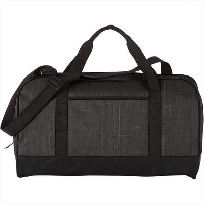 Heather 18inch Duffel Bag - Includes Decoration SM-7757_BUL