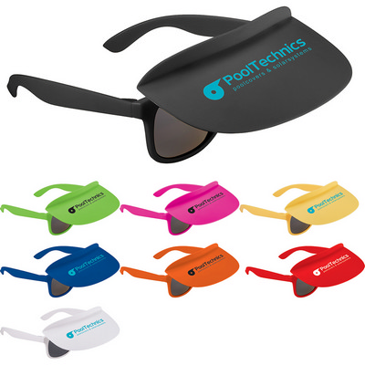 Miami Visor Promotional Glasses (SM-7858_BUL)