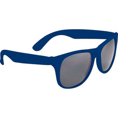 Retro Sunglasses - Solid - Includes Decoration SM-7861_BUL