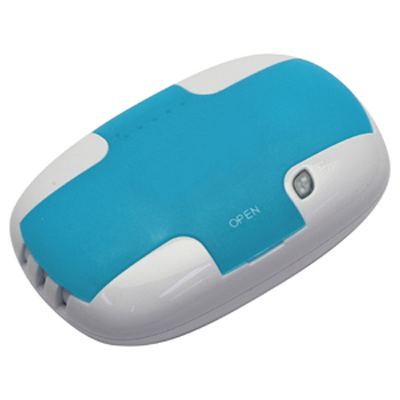 Autage - 4000 mAh Power Bank - (Includes Decoration) AR414_CAPR