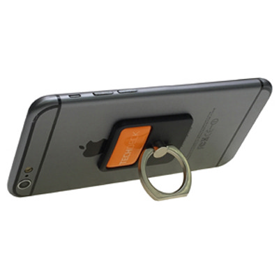 Key-ring Smartphone Stand