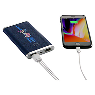 Albury Power Bank - 4000 mAh