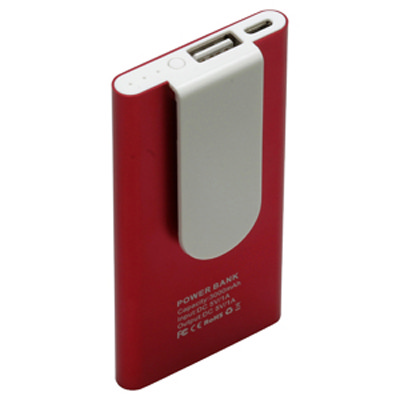 Clip Power Bank - 3000 mAh