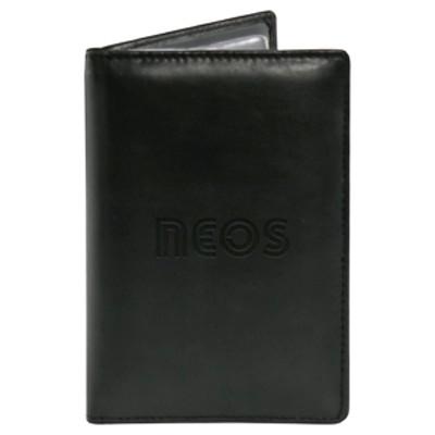 Mako RFID Leather Passport Wallet
