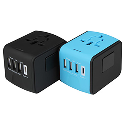 Matera USB Type-C Travel Adaptor