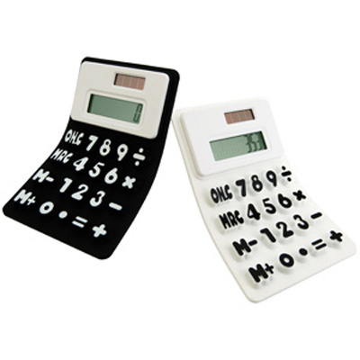 Magnetic Solar Calculator