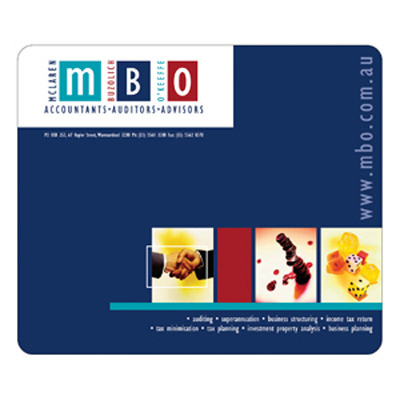 Scrunchy Fabric Mouse Pad - (printed with 1 colour(s)) MM870_CAPR
