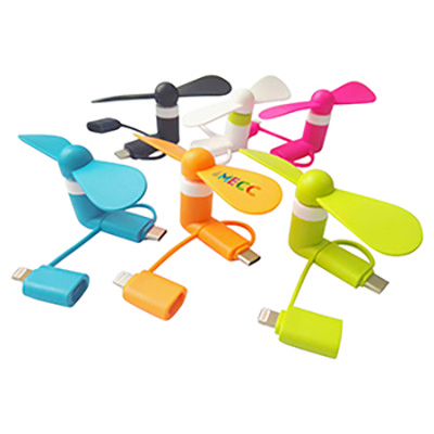 Cool Phone Fan 3 - (printed with 1 colour(s)) OD5092A_CAPR