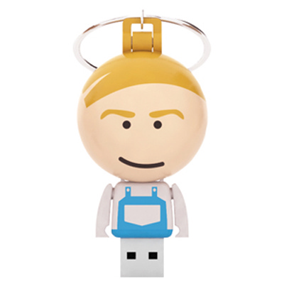 Ball USB People 1GB - Customised