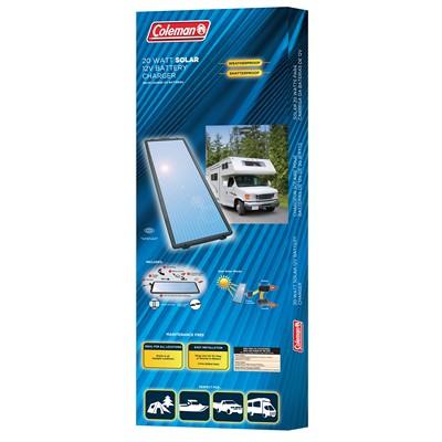 Coleman 20 Watt Solar  Kit  SC58123_CO