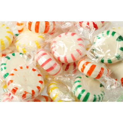 candy bag - 40g fruit wheels