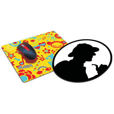 Sublimated Mousemats