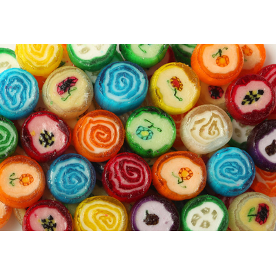 candy bag - 40g rock allsorts